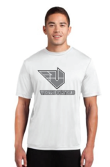 Moisture Management T-Shirt with Vegas Flyers Logo