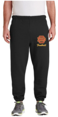 Sweatpants with Del Sol Logo