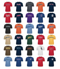 MLB Wicking T-Shirt