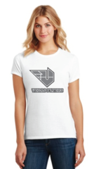 LADIES Perfect Tri Made T-Shirt with Vegas Flyers Logo