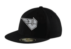 Flex Fit Flatbill Caps (Vegas Flyer Logo)