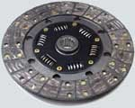 "Stage 1: 9-11/16"" Organic / Organic Clutch Disk 270821"