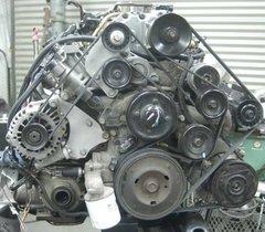 3800 Alternator Bracket and Idler Pulley 99-08 GP/02-05 Impala/02-05 Monte Carlo/02-04 Regal