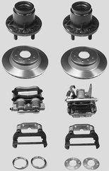 """12"""" Brakes (1984 - 1988) (Corvette)"""