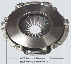 "High-Performance 9-11/16"" Pressure Plate"