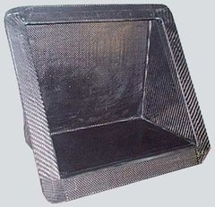 "Carbon Fiber ""Below Spare Tire Battery Box"""