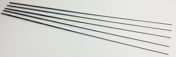 Solid fiberglass ice fishing rod blanks barry tackle for Ice fishing rod blanks