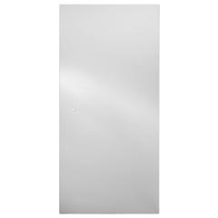 Delta 36 in. Semi-Frameless Pivot Shower Door Glass Panel in Clear - #155563