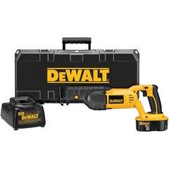 DEWALT 18-Volt XRP Ni-Cad Cordless Reciprocating Saw Kit - DC385K