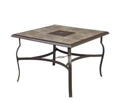 Belleville 40 in. Square Patio Dining Table