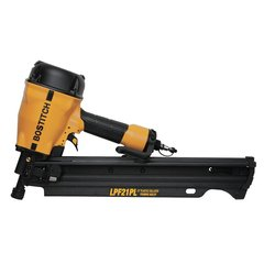 Bostitch Low-Profile Plastic Collated Framing Nailer - LPF21PL