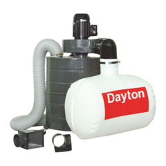 DAYTON Dust Collector 3/4 HP - 3AA31