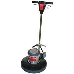 DAYTON Floor Scrubber, Single, 20 In, 1.5HP, 175rpm - 6UFR4