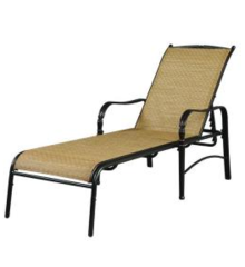 Altamira Tropical Patio Chaise Lounge