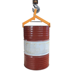 Drum Lifter, 1 Drum, 55 gal., 1000 lb, 21 In - 21VG34