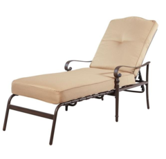 Eastham Patio Chaise Lounge