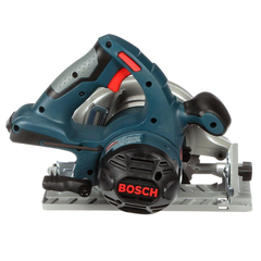 Bosch 18 Volt Lithium-Ion Cordless Electric 6-1/2 in. Power Circular Saw with Hard Case (Tool-Only) - CCS180BL