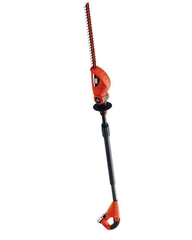 BLACK+DECKER 18 in. 20-Volt Lithium-ion Electric Cordless Pole Hedge Trimmer - LPHT120
