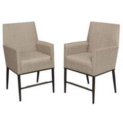 Aria Patio High Dining Chairs (2-Pack)