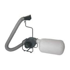 DAYTON Portable Dust Collector, 3/4 HP, 115/230V - 3AA30