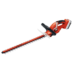 BLACK+DECKER 24 in. 40-Volt Lithium-ion Electric Cordless Hedge Trimmer - LHT2436
