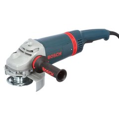 Bosch 15 Amp Corded 7 in. Large Angle Grinder Kit with Guard - 1873-8
