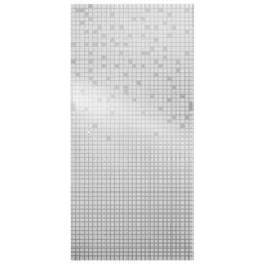Delta 36 in. Semi-Frameless Pivot Shower Door Glass Panel in Mozaic - #155565