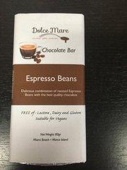 Espresso Bean Chocolate Bar