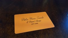 A Dolce Mare gift card so they can choose the perfect gift!