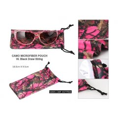 Pink Camouflage Soft Case