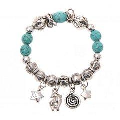 Bohemian Dolphin Star Bracelet