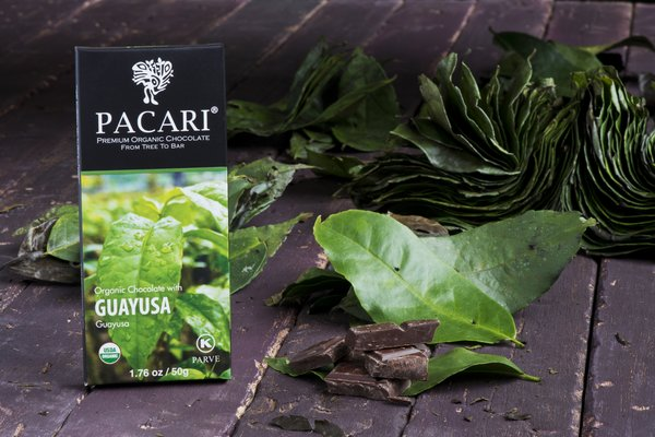 Pacari Guayusa Runa Organic Chocolate Bar