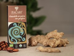 Organic Drinking Cacao - Ginger