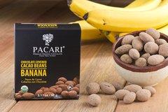Organic Cacao Cocoa Beans Banana