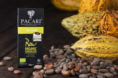Pacari Raw 70% Organic Chocolate Bar