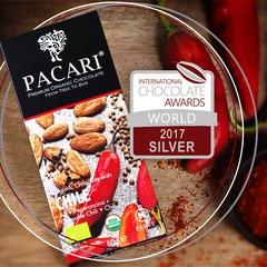 Pacari Merken-Chilli Organic Chocolate Bar