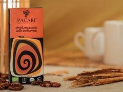 Organic Drinking Cacao - Cinnamon