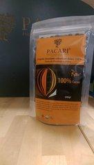 100% RAW organic chocolate drops