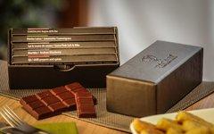 Pacari Leather gift box small