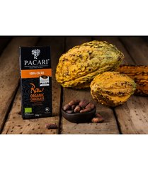 Pacari Raw 100% Organic Chocolate Bar