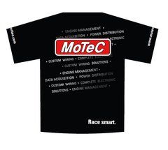 Motec t-shirt