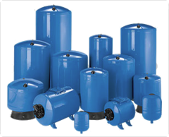 Pro Source Steel Bladder Style Pressure Tanks 19 Gallon PS19S-T02
