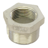 Stainless Steel Threaded Bushings