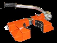 "K-2 Pipe holder 2-1/2"", 3"" & 4"" PVC, SS & Galvanized"