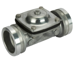 """1721-300 3"""" In-Line Air Operated Control Valves"""