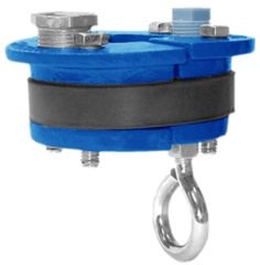 Submersible Pump Well Seal with Eye Bolt