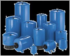 Pro Source Steel Bladder Style Pressure Tanks 119 Gallon PS119-TR50