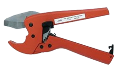"""DBSHRPC42 Ratchet Style PVC Pipe Cutter-for up to 1-1/4"""" pipe"""