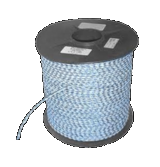 "1/4"" x 500' Polypropylene Safety Rope"