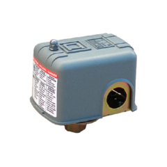 Square D FYG2-D 60#/80# High Pressure Switch 2HP 115V, 3HP 230V